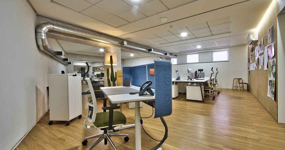 Portfolio Commercial Vivendo B2B office project photo 5