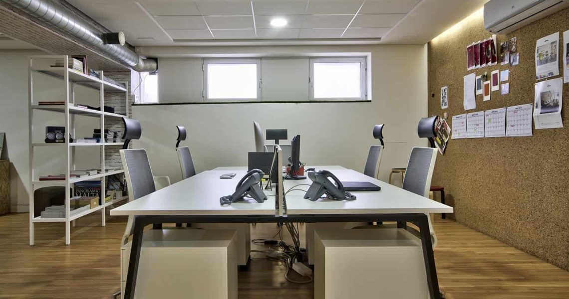 Portfolio Commercial Vivendo B2B office project photo 7