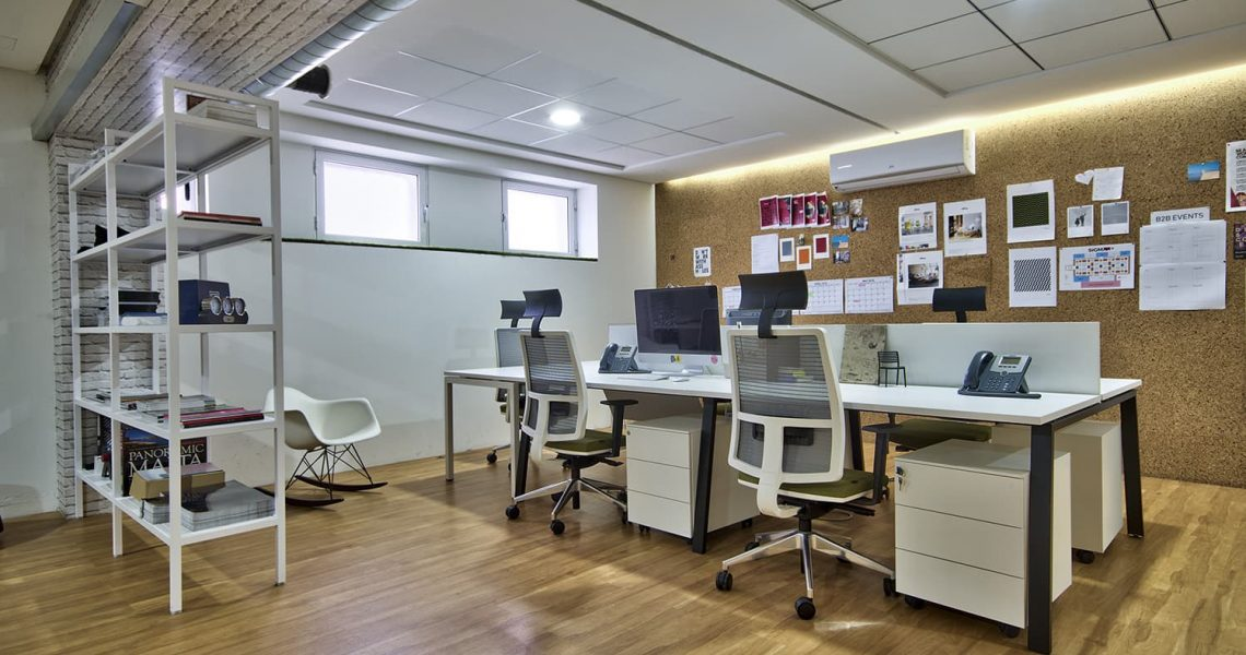 Portfolio Commercial Vivendo B2B office project photo 8