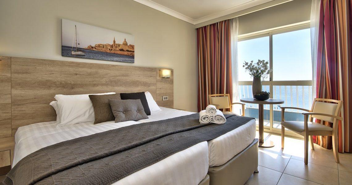 Portfolio Hospitality Qawra Palace hotel project photo 3